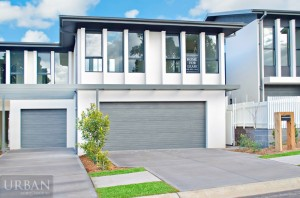 2014_November_The Parc_Kellyville_Double Garage_Front
