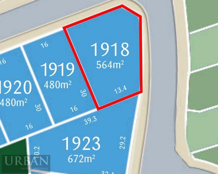 WM Lot 1918 - Lot Plan