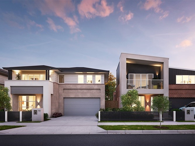 Avena Townhomes Willowdale   Urban Land Housing on