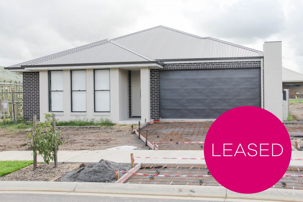 A stunning brand NEW four bedroom home has just be leased in the upper Hunter!!