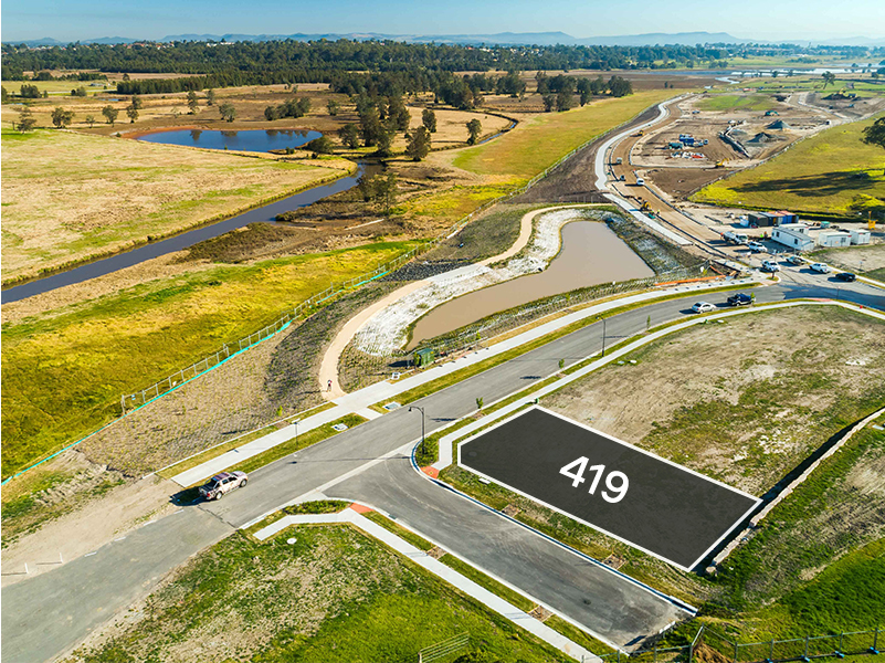 For Sale | Land 591sqm | Chisholm | Priced at $259,000 | Lot 419 | Build today