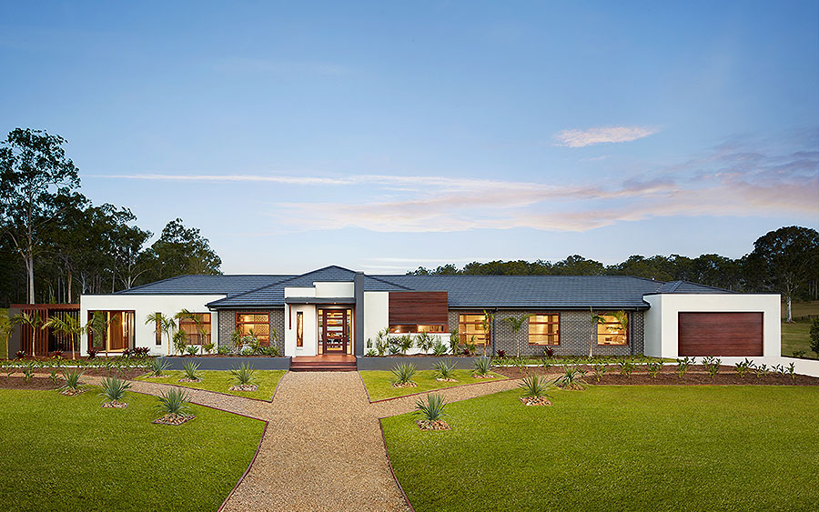 Tahmoor the acres ranch style homes urban land housing for Ranch style homes australia