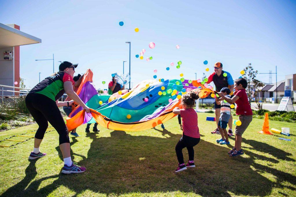 Marsden Park | Elara | Community | Events | Ready Steady Go Kids | Help Kids Get Active