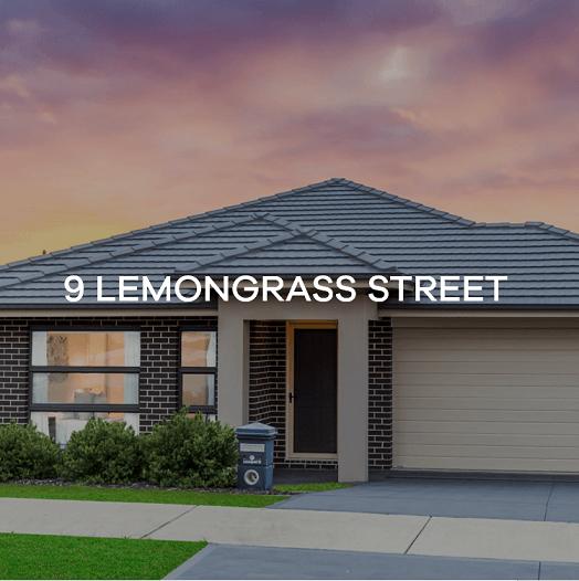 9 Lemongrass