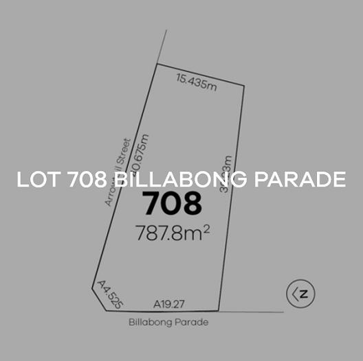 Lot 708 Billabong Pde