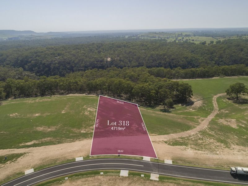 Wollondilly | The Acres | Real Estate | Land for Sale | Block Of The Week | Lot 318 | A Picturesque View Of Nature | A Public Transport Just Minutes Away | Start Planning Your Dream House