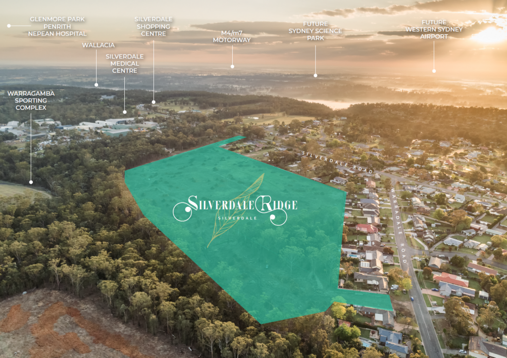 Silverdale Ridge | Silverdale | Large Land Lots 700sqm+ | Coming Soon