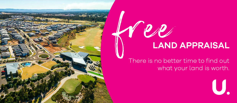Free Land Appraisal