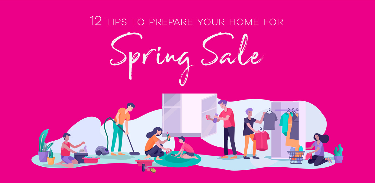 Spring Tips for Sale
