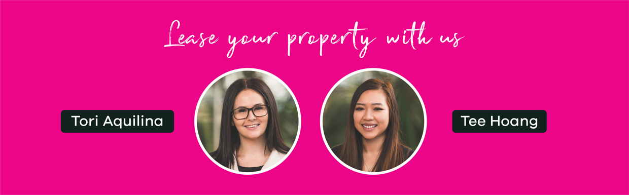 Lease Your Property With Us